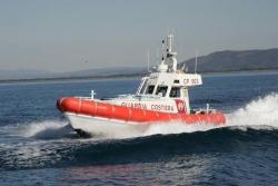 Il CP803 della Guardia Costiera