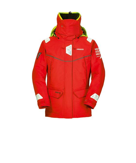 Il giaccone in omaggio alla VOR. Prezzo: 575 euro