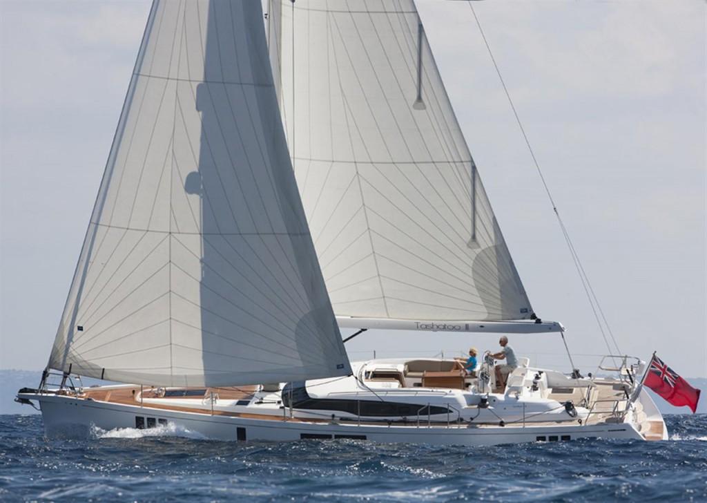 Il Gunfleet 58 vince il premio come miglior barca 2015 consegnato dalla rivista americana Sail