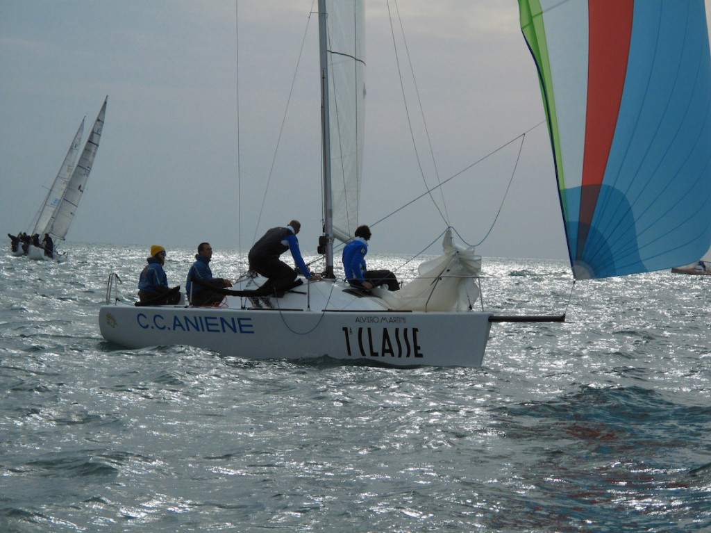 In regata a Santa Marinella