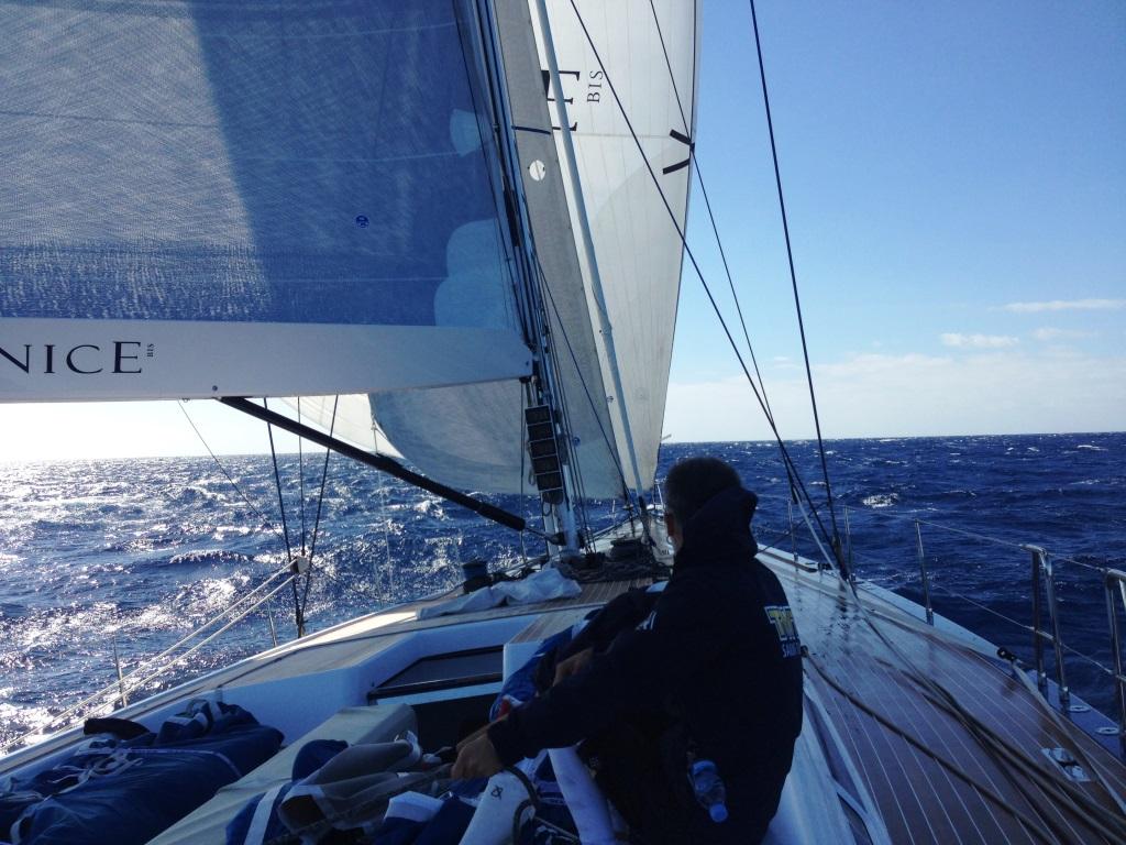 A bordo di Berenice by TWT