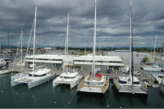 Dal 1 al 4 ottobre 2015 si svolgerà il primo salone nautico riservato all'usato di multiscafi