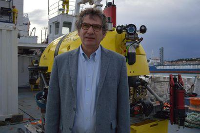 Vincent Rigaud, 53 anni, sarà il direttore del Centro Ifremer per i prossimi quattro anni