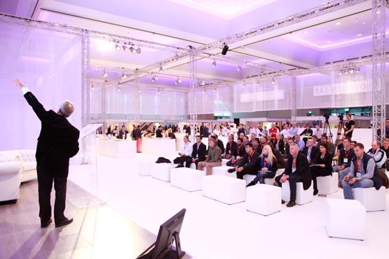 L'Innovation LAB è stata una delle novità più apprezzate alla scorsa edizione del METS