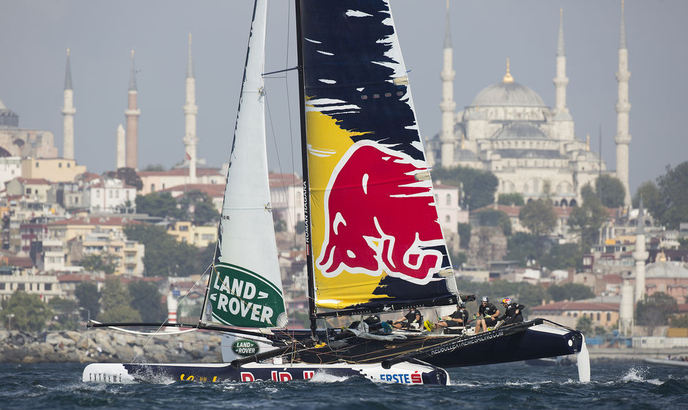 Red Bull a Istanbul. Foto Lloyd Images