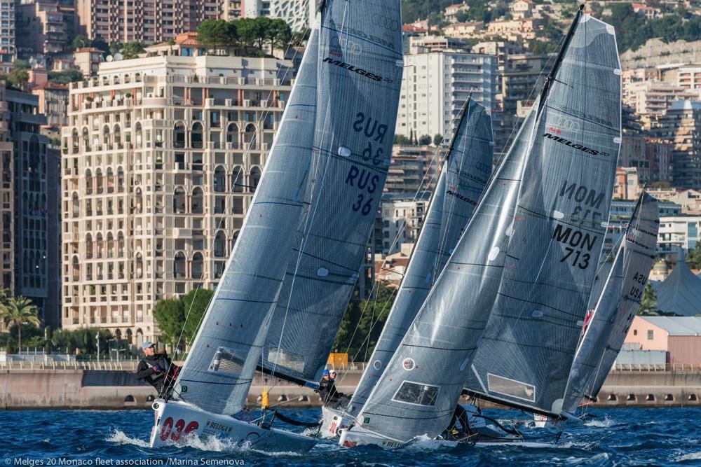 Audi Melges 20 a Monaco