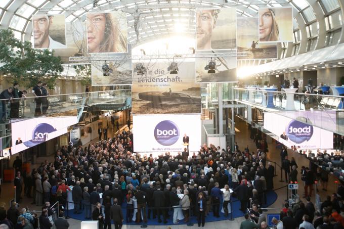 L'affluenza di pubblico durante l'edizione 2014