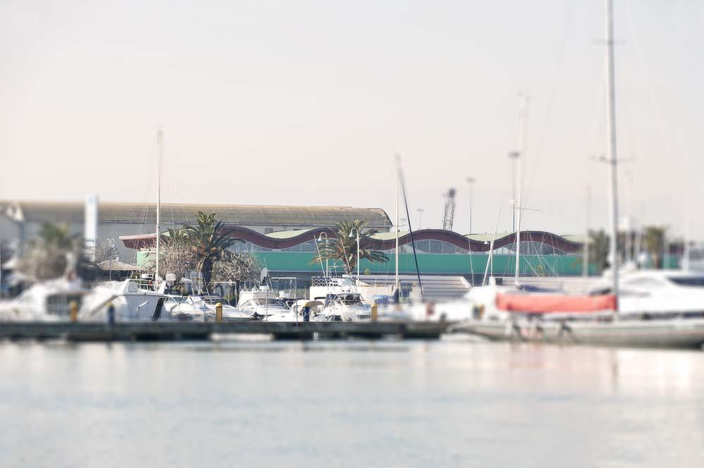 Uno scorcio del Marina di Pescara