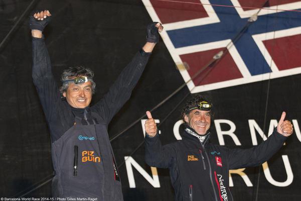 Barcelona World Race_Neutrogena
