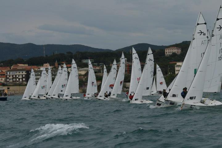 Tridente al Trofeo Accademia di Livorno