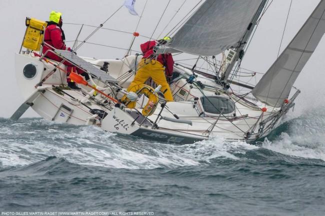 Il JPK 960 Walili, barca vincente nelle regate offshore a rating IRC