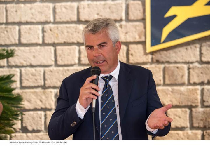Filippo Calandriello, DS dello YCPA. Foto