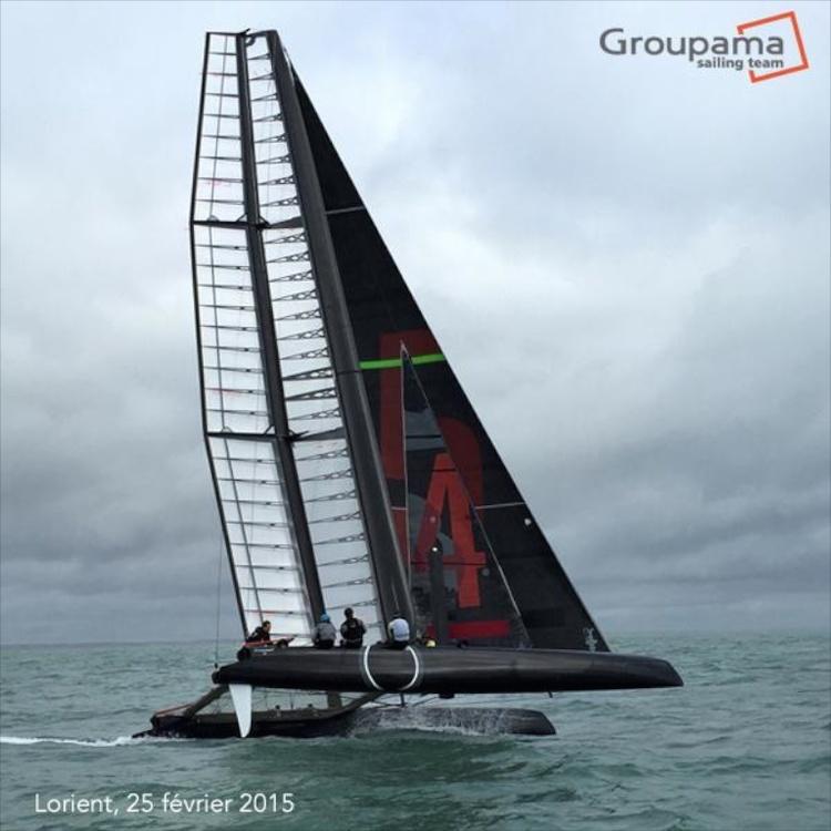Team France userà un AC45 di Oracle Racing