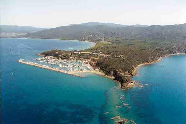 Punta Ala con il Marina