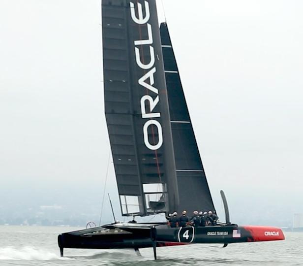 AC45 Turbo di Oracle