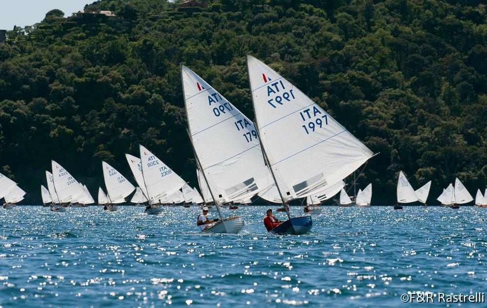 Dinghy a Portofino. Foto Rastrelli